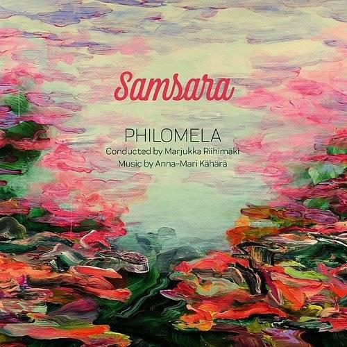 vuoden kuorolevy on Philomelan Samsara